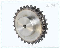 Attrezzo di dente cilindrico standard di alta precisione del fornitore del carbone della Cina del metallo di prezzi bassi del doppio di attrezzo della rotella della piccola lega superiore del dente