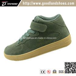 De rubber Schoenen van de Vleet van de Kleur van het Leger Outsole Groene voor Mensen