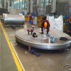 熱交換器のためのチタニウムか鋼鉄または銅Tubesheet