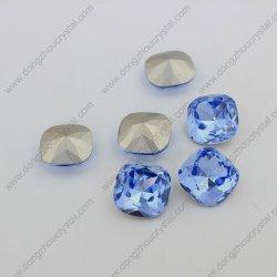 Fashion Accessories를 위한 Sapphier Rhinestone Jewelry Stone Crystal Beads