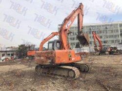 Bon état Mini utilisé Hitachi 12t EX120 excavatrice hydraulique