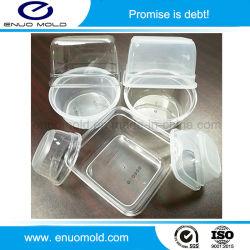 De Containers van de Opslag van het Voedsel van het Gebruik van de Keuken van de Microgolf van pp met het Huishoudapparaat van het Huis