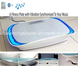 Your Music Through Blue Teeth에 Vibration Synchronised를 가진 미친 Fit Massage