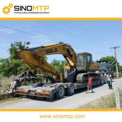 SDLG 1.3m3 30tonnes Big excavatrice chenillée hydraulique LG6300E utilise la technologie de Volvo