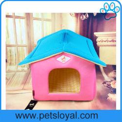 Nouveau design fabricant Pet chien chat lit chambre
