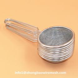 Acero inoxidable colador/colador colador de malla de Basket - la cocina para fatigar, vaciado, ensalada, los espaguetis y fideos