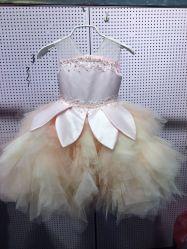 De Roze Parels van de prinses Weinig Kleding Rsl001 van het Meisje van de Baby