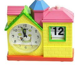 Nizza orologio dello scrittorio dell'allarme del calendario della novità 2020
