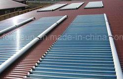 Collector van de Verwarmer van het Water van Heatpipe van de hoge druk de Zonne Thermische
