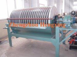 Separador magnético de la magnetita Irán Mineral de Hierro, el separador magnético de alta calidad, calidad de la venta caliente negro fiable tambor seco de arena de sílice separador magnético Precio