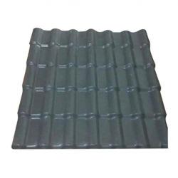 Meilleures ventes de tuiles de résine synthétique pour la maison avec la feuille de toit en PVC