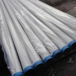 ASME 304 304L 316 316L 309 het Naadloze die Buizenstelsel van het Roestvrij staal in China wordt gemaakt