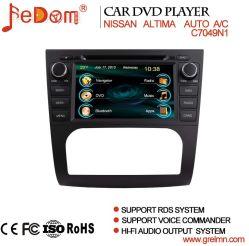 7-дюймовый в Тире Навигатор Системы / Авто Стерео Система / Автомобиль DVD GPS с Bluetooth и Радио и MP3 / 4 для Nissan Altima (C7049N1)