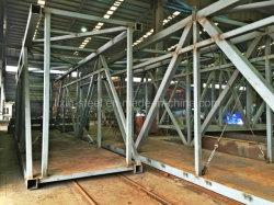 Estructura de acero de la luz de la estabilidad de la construcción de puente aéreo