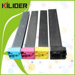 Toner compatibile di consumo del laser Tn-611 Bizhub C451/C550/C650 Konica Minolta della stampante della m/c di colore di buoni prezzi del fornitore della fabbrica del distributore del grossista dell'Europa