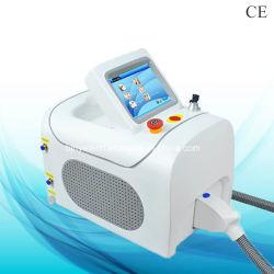 Q Commutateur ND YAG Laser Tattoo permanent de la dépose et sourcils tatouage de laser dépose