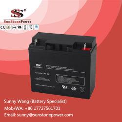UPSのバッテリー・バックアップ12V 20ah AGMのタイプVRLA電池
