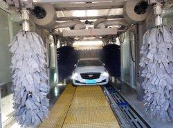 De carro através do aluguer de máquina de lavar roupa e equipamento