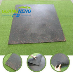 Высокое качество резины EPDM спортзал пол коврики