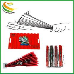 Fournitures de ventilateur de la coupe du papier européen part Clapper bannière pour la promotion de cadeaux
