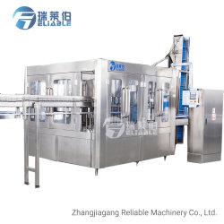 Machine de Remplissage Automatique de PET Bouteille de L'eau Minérale Ou Pure