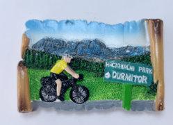Imán de resina en 3D de regalo Turismo