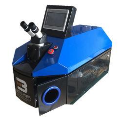 200W/400W/500W petit Desk-Top industrie dentaire laser YAG Matériel de soudage laser machine à souder pour la réparation de bijoux en métal argenté d'or pour l'orfèvre