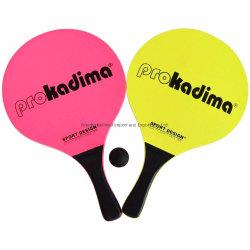 Strand Tennis Paddle Racket für All Ages Fun für Summer Beach Paddle Ball Game