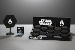 Acrylique Noir High-Grade personnalisé Watch Display pour Starwars