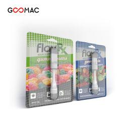 Plastic Verpakking voor de Verpakking van de Blaar van de Patroon van Cbd Vape