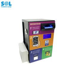 2019 de la Innovación de producto de la tecnología de la máquina de billetes, el router inalámbrico WiFi