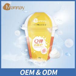 Limpeza Hidratante Hidratante Anti-Mite Soap para inibir bactérias controlando o óleo