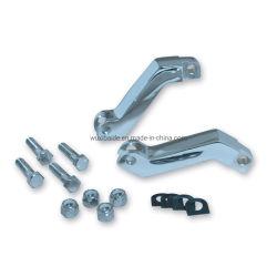 Moto Aftermarket CNC ensembles pied marche pied arrière réglable de chevilles pour Honda Usinage de pièces