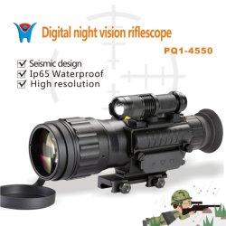 Digisight noite a caça com maçarico iluminado Riflescope infravermelhos externo
