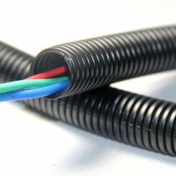 RoHS kundenspezifisches flexibles Draht-Webstuhl-gewölbtes elektrisches Rohr