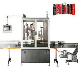 자동적인 소화기 살포 연무질 충전물 기계