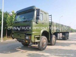 8X4 HOWO Sinotruk Euro 2 camion cargo lourd hors route