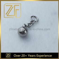 Matériel de mode d'argent cordon Sac de la chaîne d'accessoires décoratifs pour sac à main