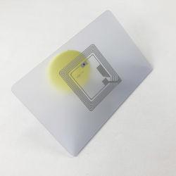 نظام E4100 Tk4100 ذو تقارب شرائح 125كيلوهرتز RFID Clamshell البطاقة