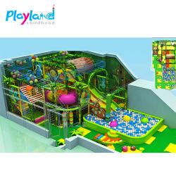 Cidade divertida almofada insuflável do parque de diversões parque infantil interior do equipamento