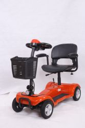 De gehandicapte Autoped van de Mobiliteit van het Voertuig van de Handicap van Ce van de Helper Oudere Gebruikende Vierwielige