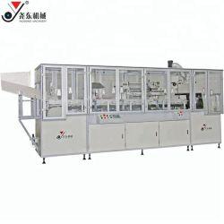 1 Machines van de Druk van het Scherm van de Printer van Silkscreen van de Fles van het Glas van de kleur de Enige Automatische