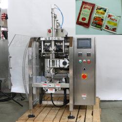 マヨネーズのトマトの唐辛子オイルソース水クリームの半液体の袋形式の盛り土のシールの乳製品ののりの蜂蜜のパッキング機械