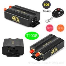 GPS van de Veiligheid van de Auto van het voertuig Volgend Systeem met Sos Alarm T103b