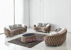 米国式の贅沢なホームシアターファブリック映画館のソファー(LZ808)