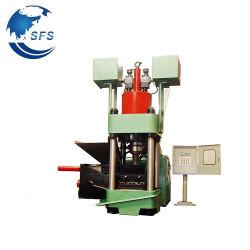 De automatische Machine van de Briket van het Schroot van het Aluminium van de Spaanders van het Staal