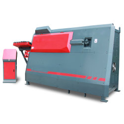 piegatrice del collegare di CNC di 4-12mm, buona staffa che fa la macchina piegatubi della staffa del collegare di CNC 3D della macchina