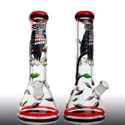 Df8113 sul tubo di acqua di vetro di vendita per il fumo del narghilé di Shisha
