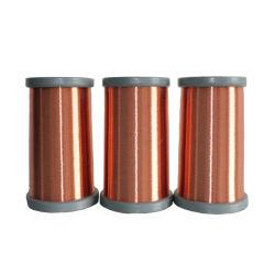 Cable de cobre esmaltado esmaltado bobinado de cobre alambres eléctricos