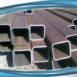 Tubo saldato carbonio dell'acciaio per costruzioni edili per il materiale da costruzione della costruzione